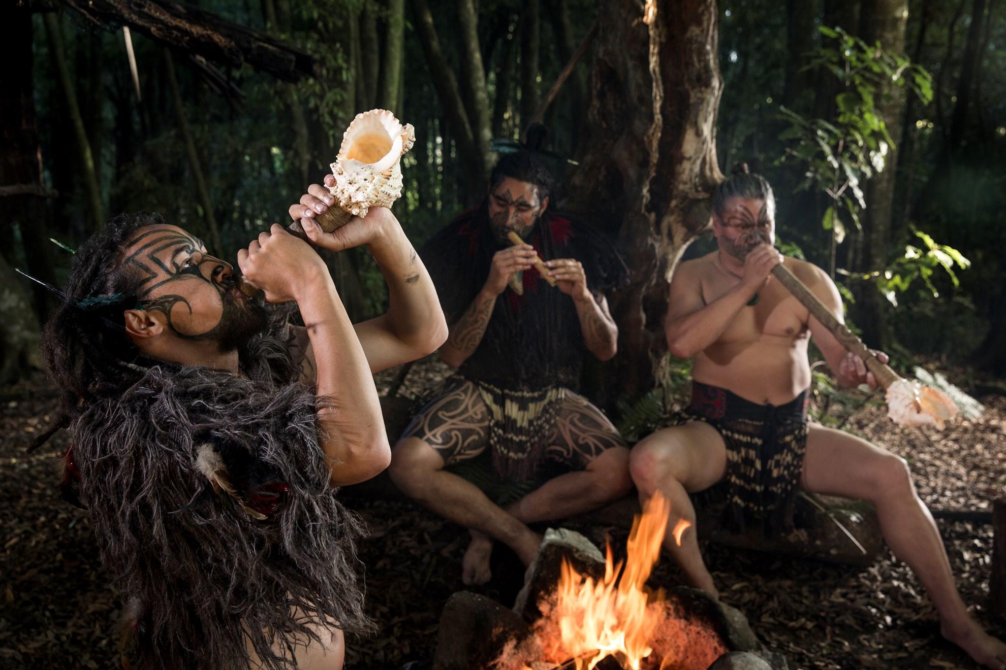Tour tham quan làng Tamaki Māori