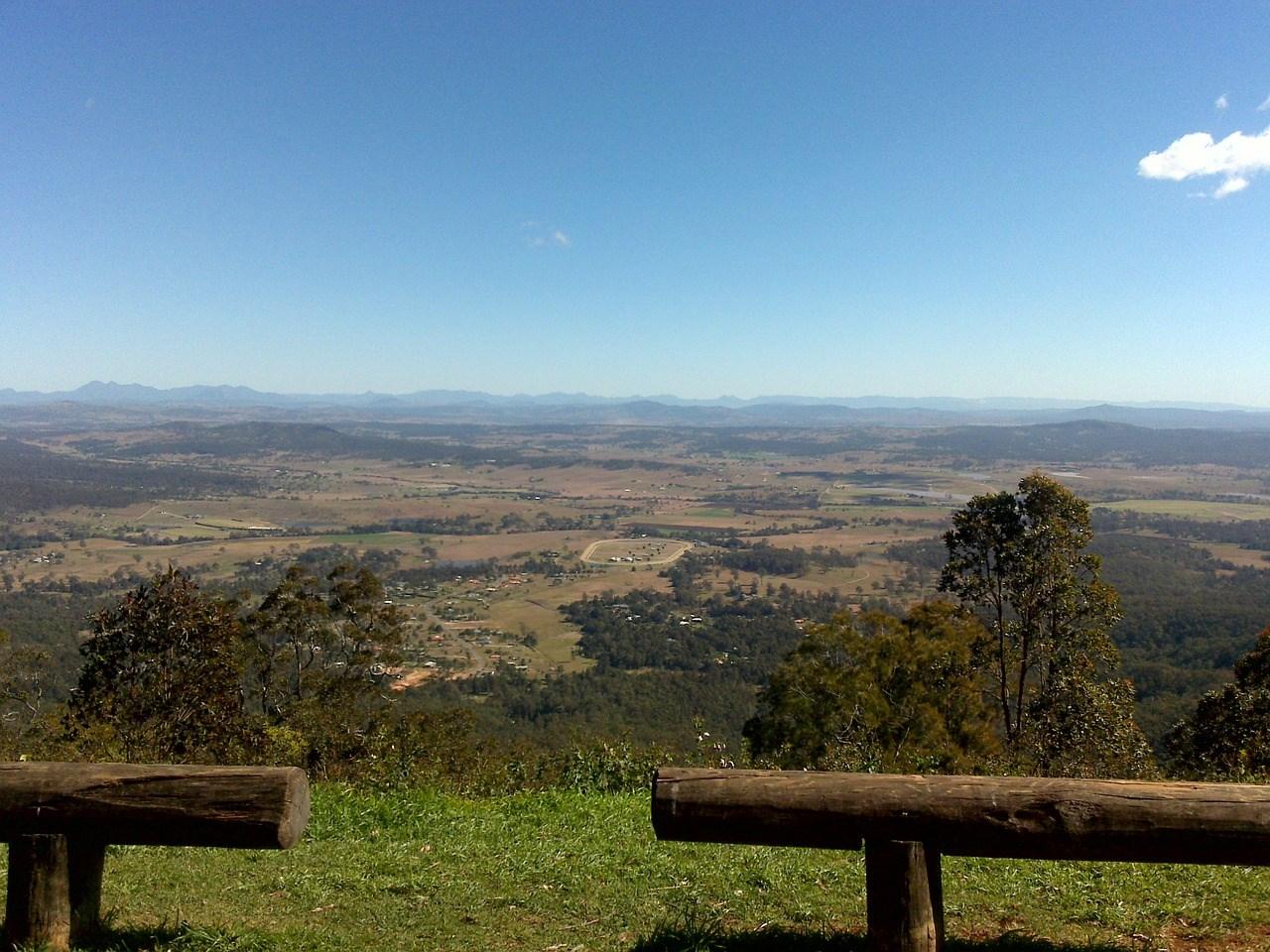 Tour tham quan núi Tamborine vào buổi sáng bằng xe 4WD