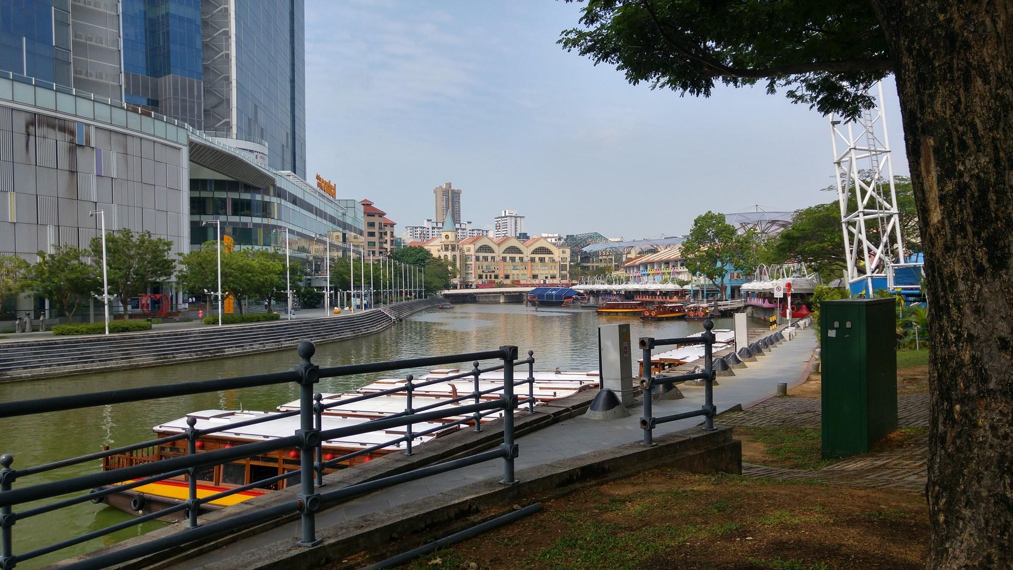 Tour tham quan Singapore bằng xe đạp