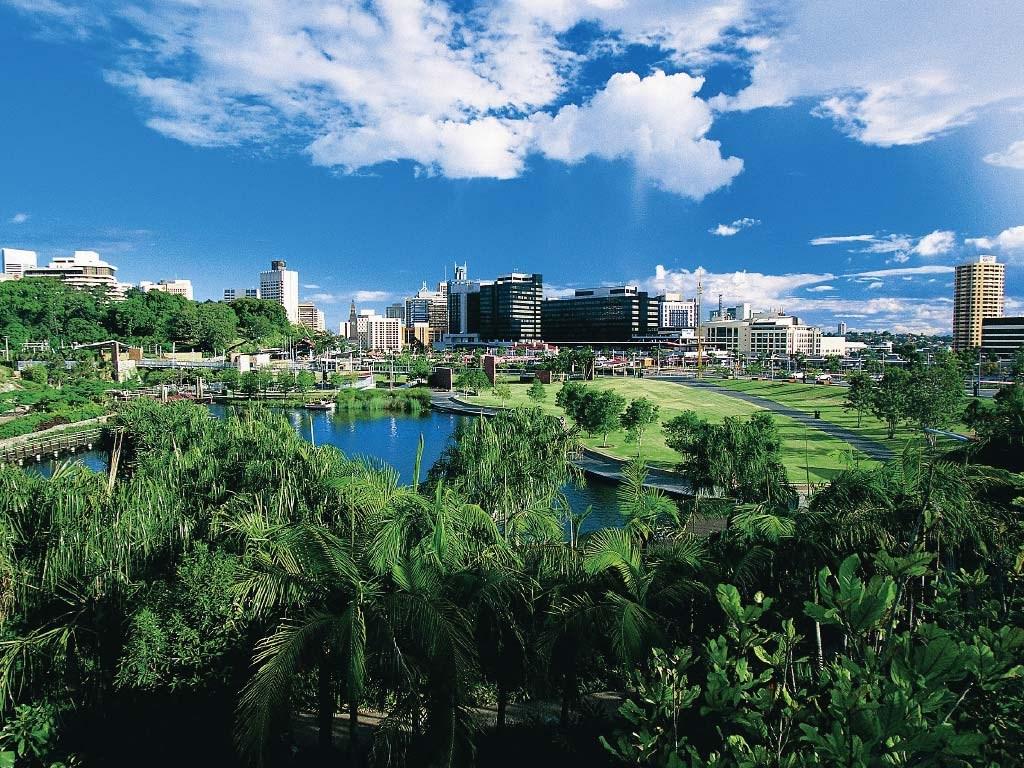 Tour tham quan thành phố Grand Brisbane, khởi hành từ Gold Coast