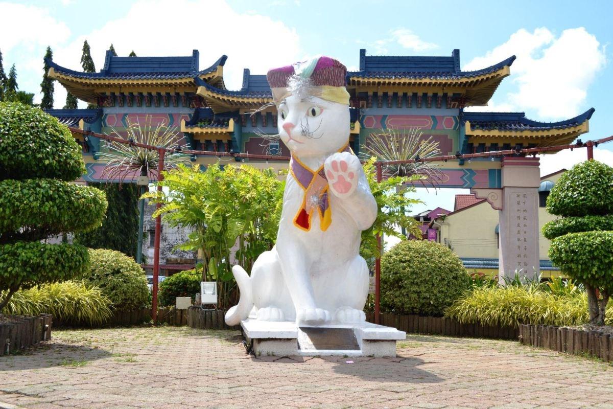 Tour Tham quan Thành phố Kuching