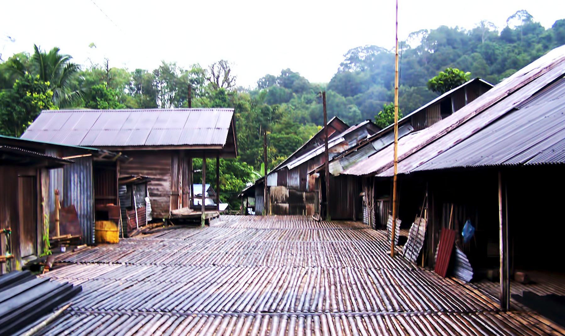Tour Tham quan Thành phố Kuching & Nhà dài Annah Rais