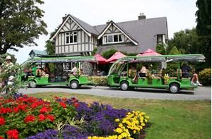 Tour tham quan vườn bách thảo Christchurch