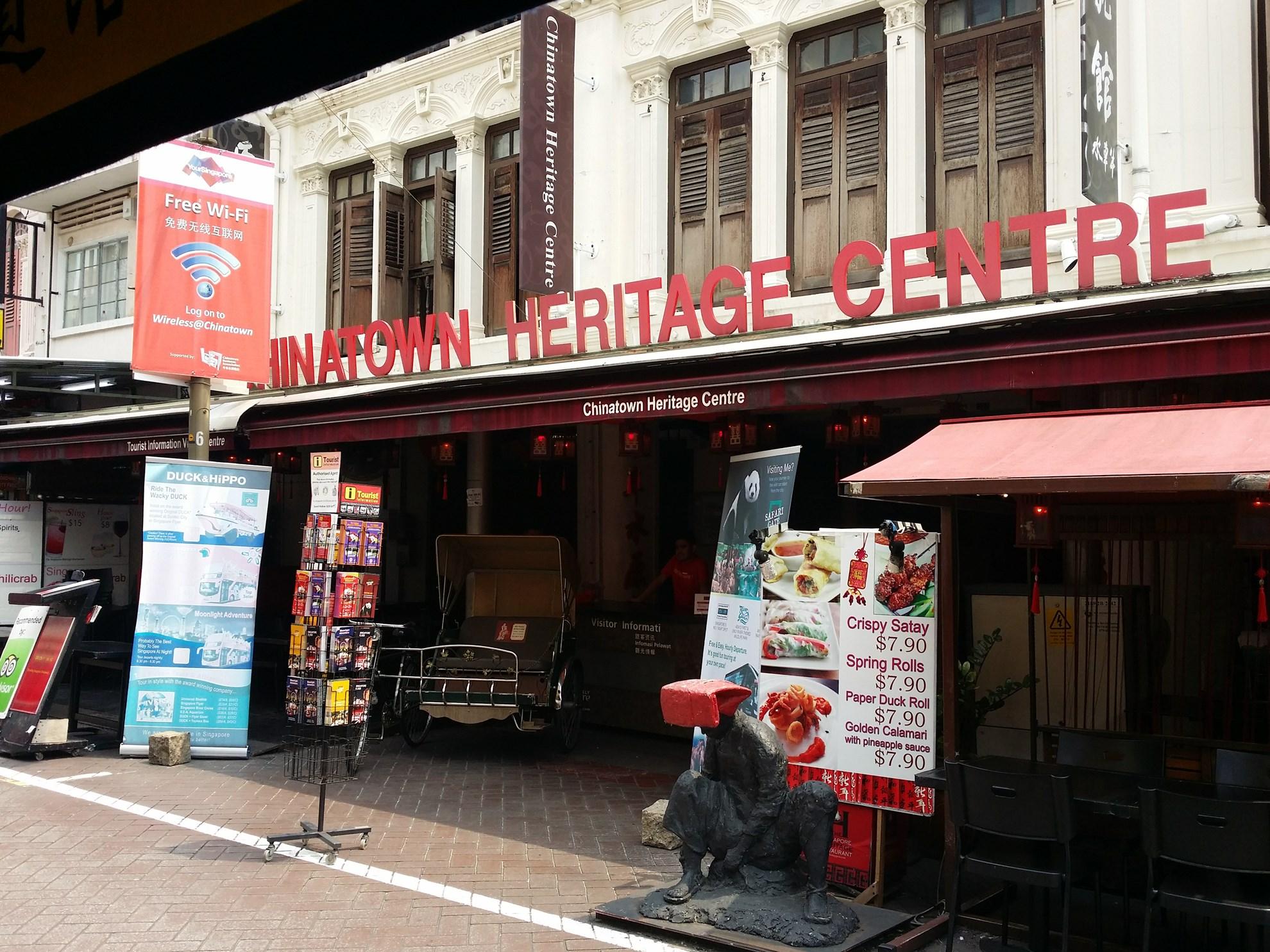 Tour trải nghiệm ẩm thực tại khu phố Tàu