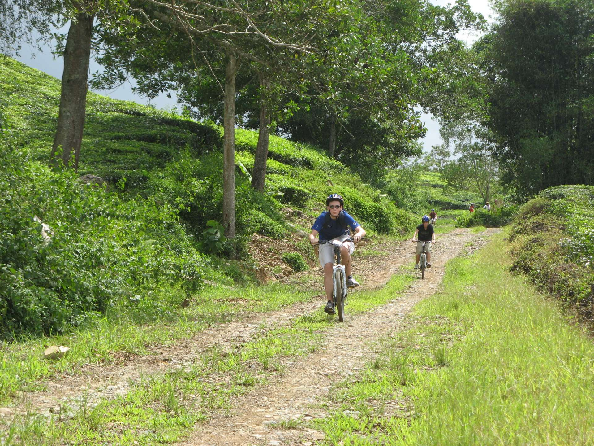Tour xe đạp tại Pulau Ubin