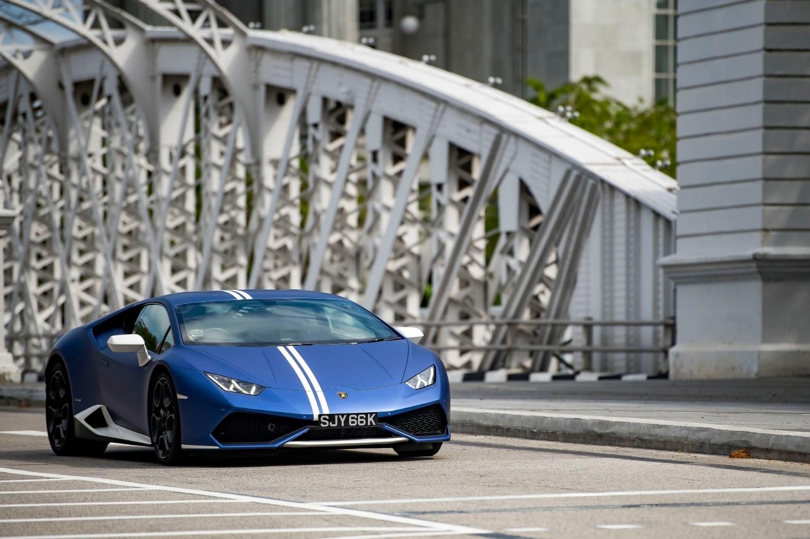 Trải nghiệm lái Siêu Xe -  Lamborghini