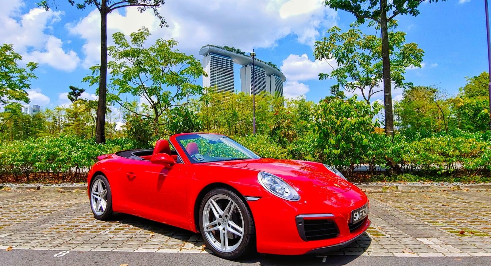 Trải nghiệm lái Siêu Xe - Ferrari