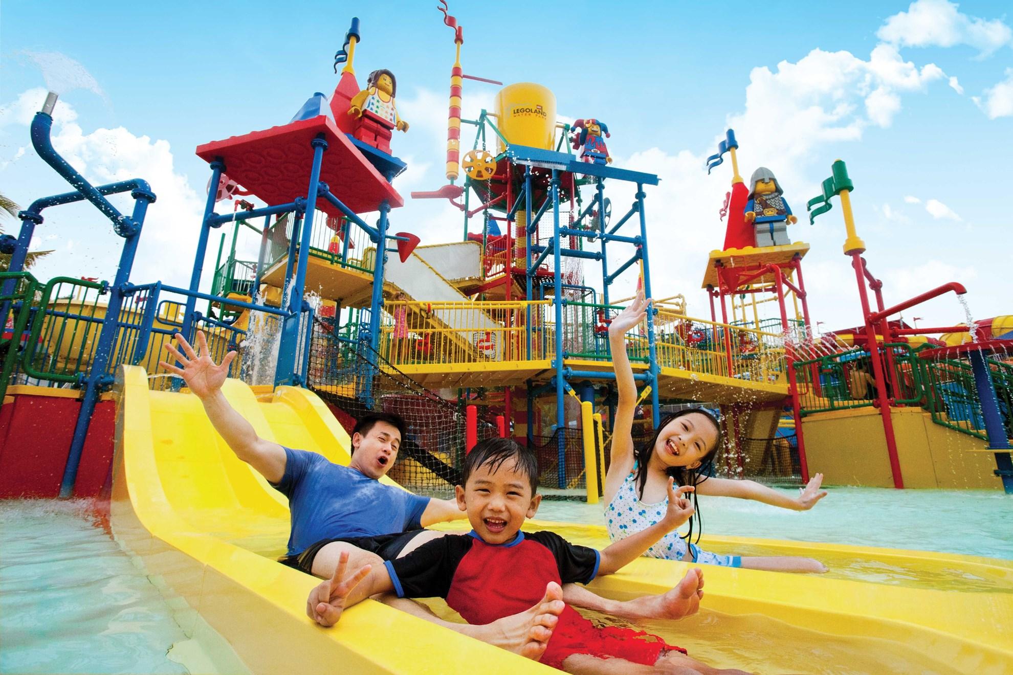 Vé tham quan LEGOLAND Malaysia