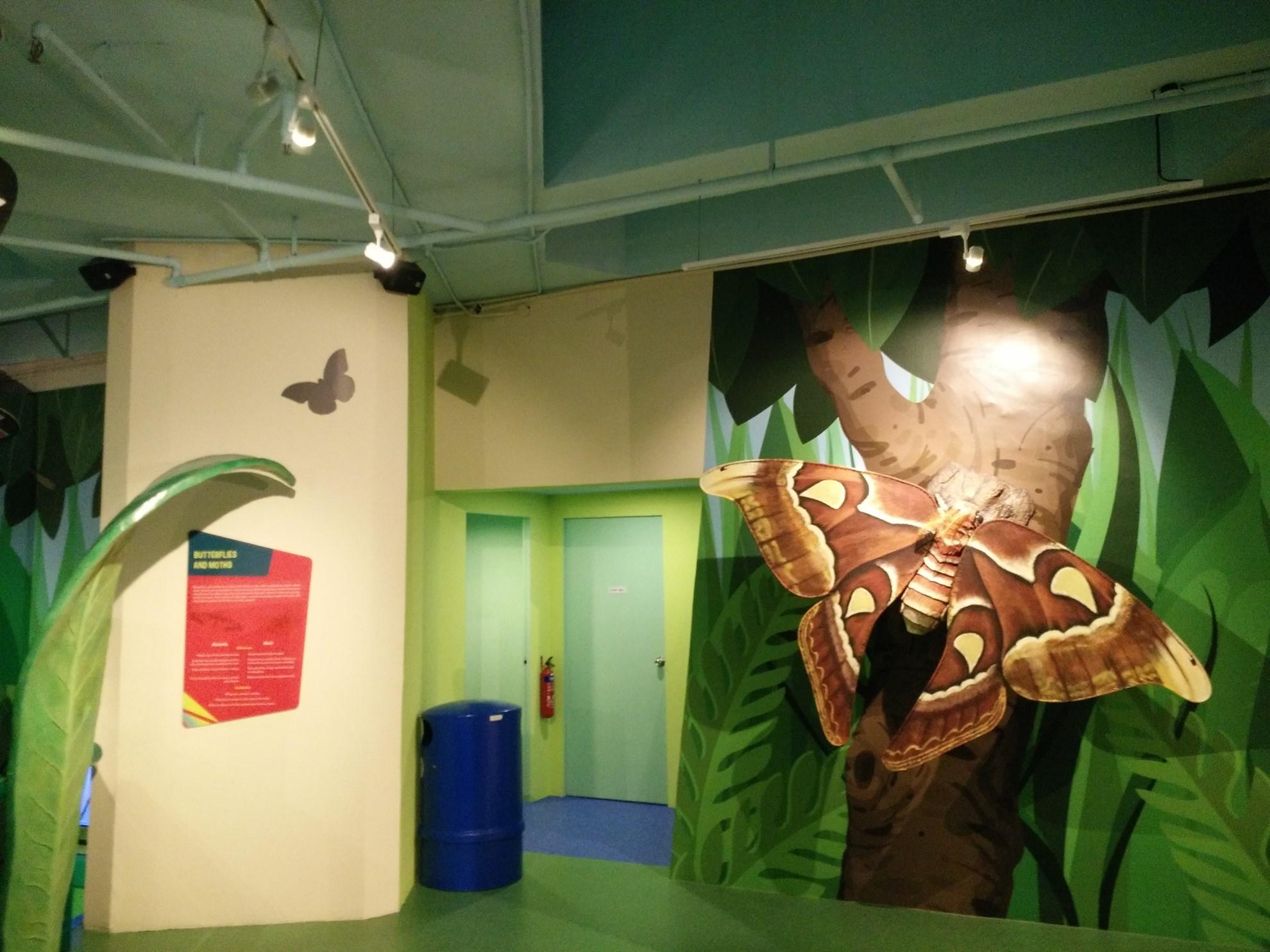 Vé tham quan Science Centre Singapore