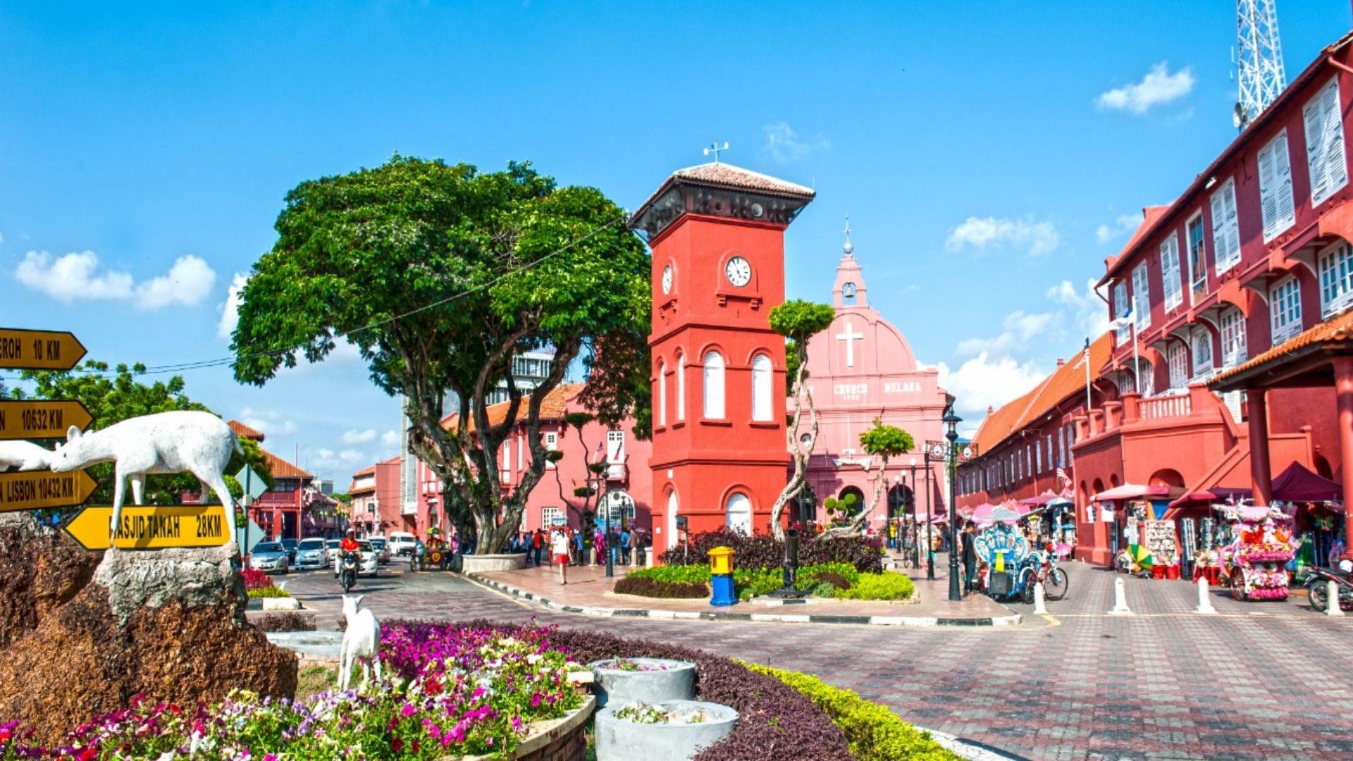 Hình đại điện của danh mục Melaka