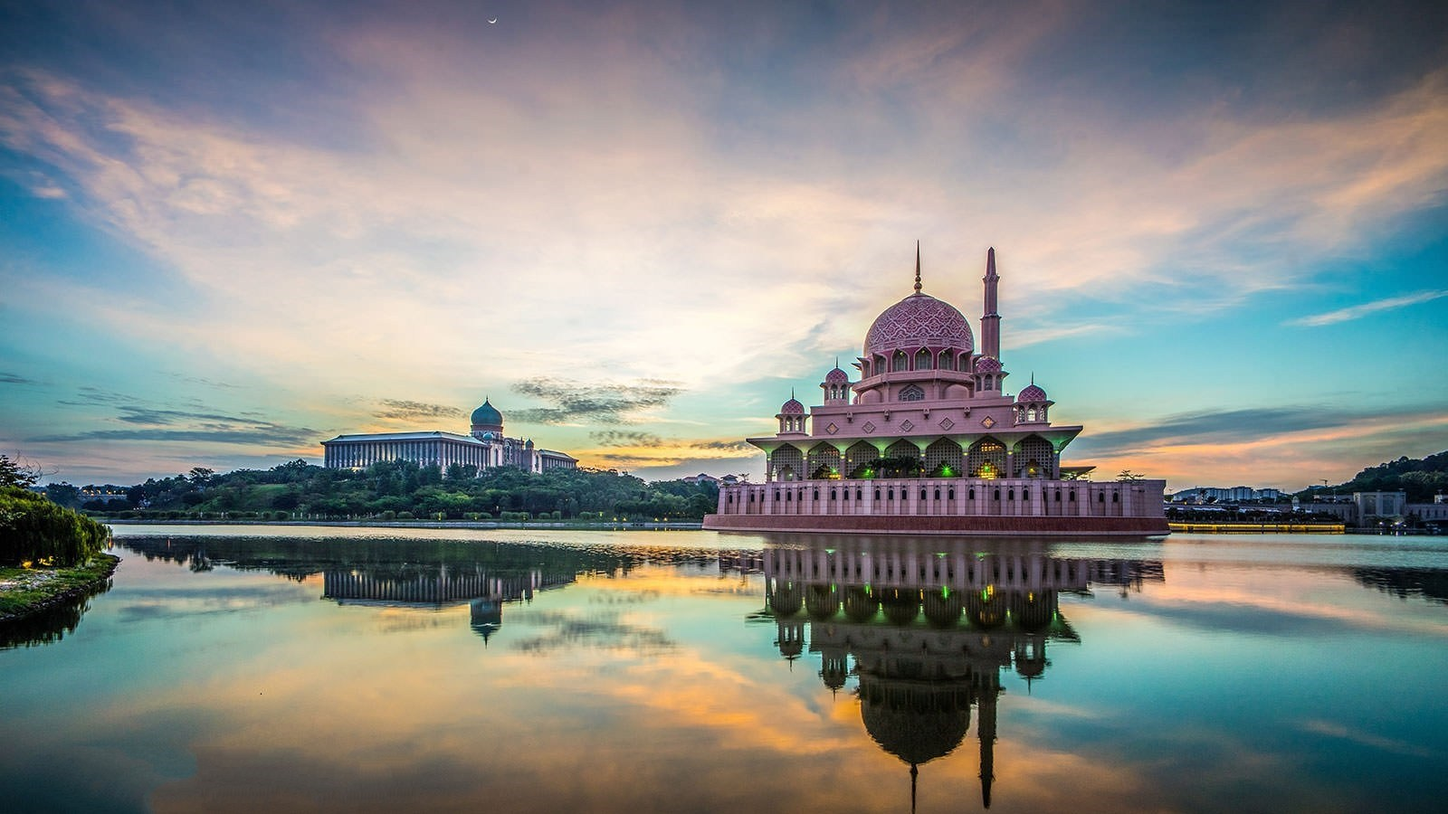 Hình đại điện của danh mục Putrajaya