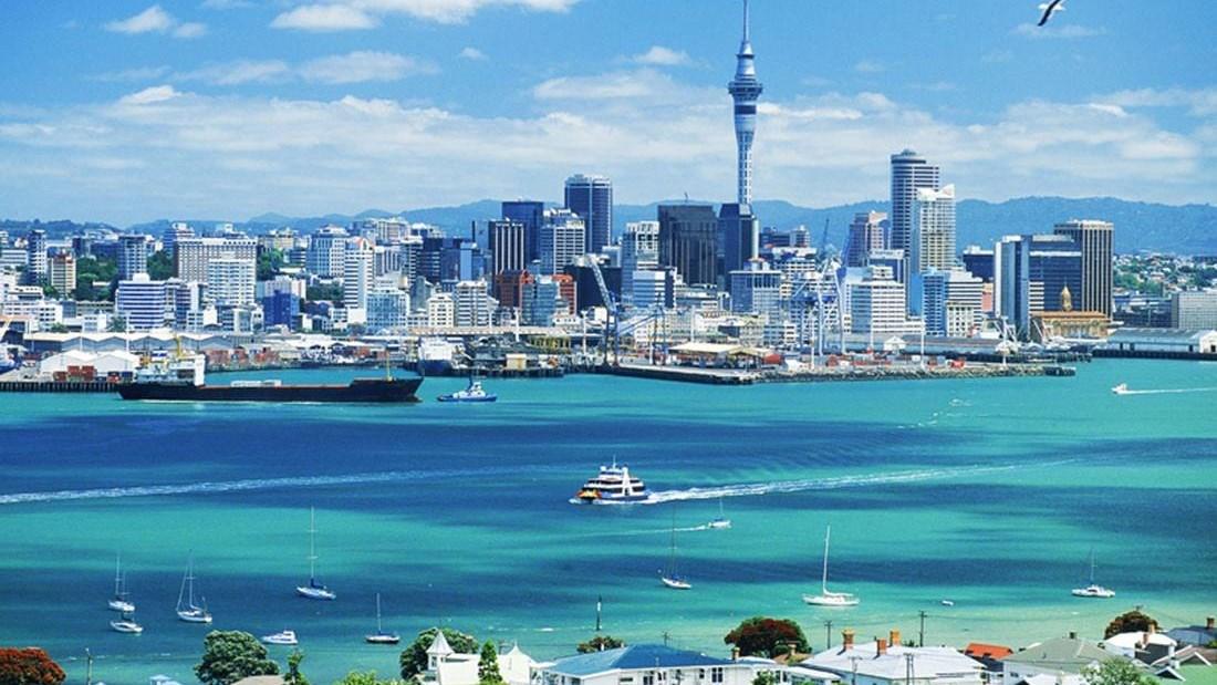 Hình đại điện của danh mục Auckland