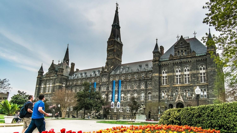 Hình đại điện của danh mục Georgetown