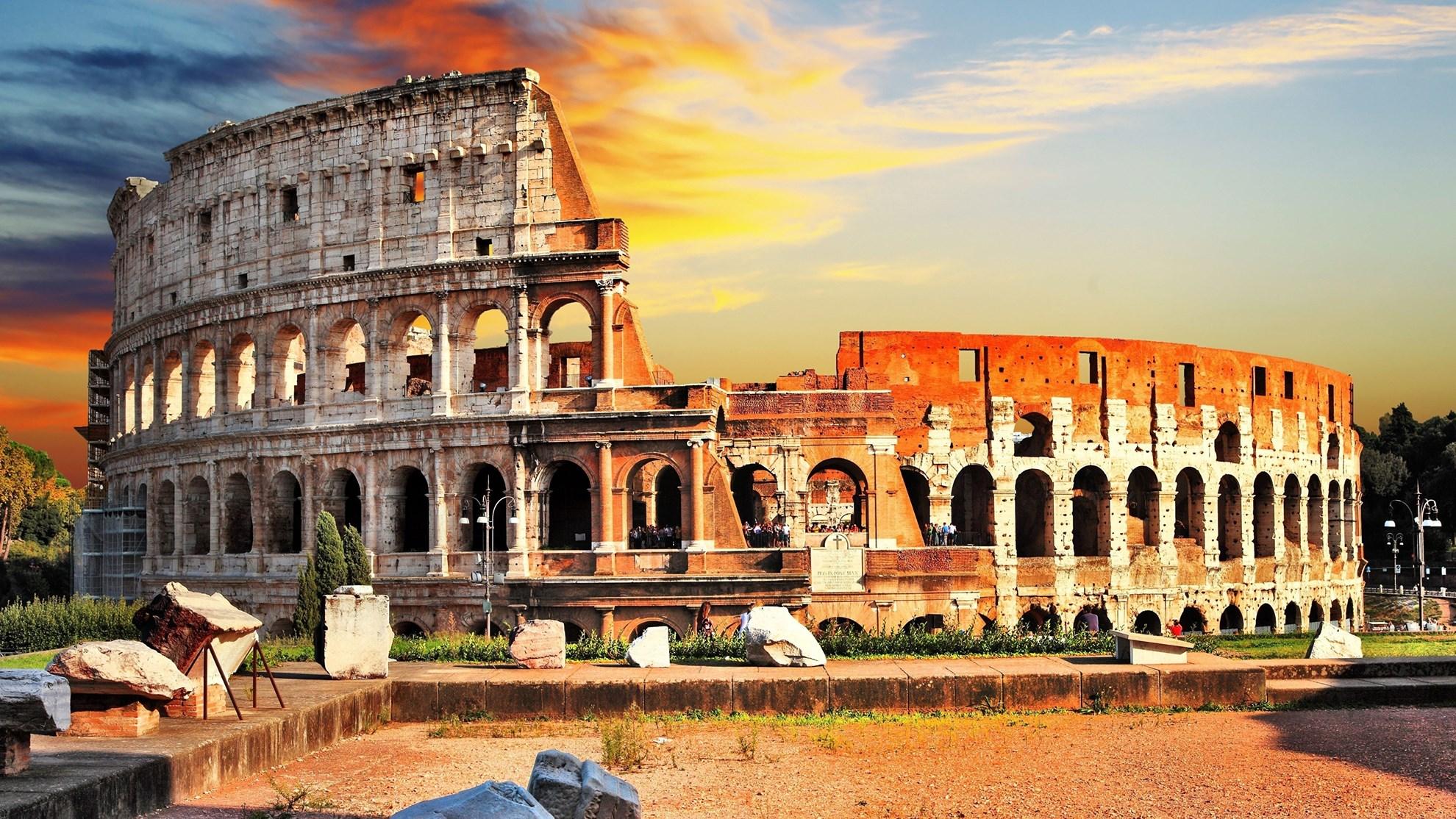 Hình đại điện của danh mục Rome