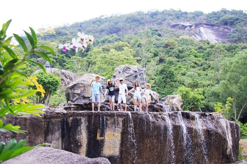Tour Đảo Khỉ - Đảo Hoa Lan - vịnh Nha Phu
