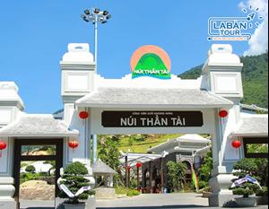 Hình của Tour Tắm khoáng núi Thần Tài