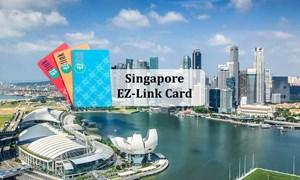 Hình của Thẻ Singapore EZ-Link - thẻ đi tàu điện- xe bus Singapore