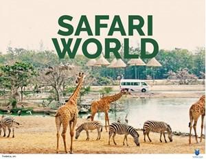 Hình của Vé Safari World Bangkok