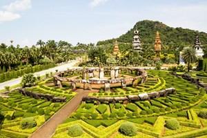 Hình của Vé Nong Nooch Tropical Garden Pattaya