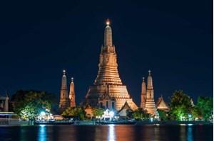 Hình của Tour tham quan các công trình nổi tiếng nhất Bangkok