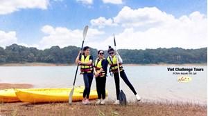 Hình của Tour trekking và chèo thuyền kayak khám phá Đà Lạt 1 ngày