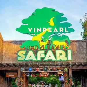 Hình của Vé tham quan Vinpearl Safari