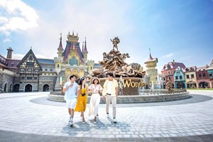 Hình của Vé tham quan VinWonders Phú Quốc